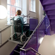 Platform Straight Stairlifts
