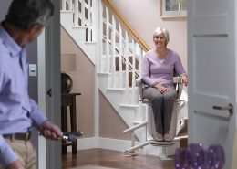 Reconditioned Stairlift Mountain West