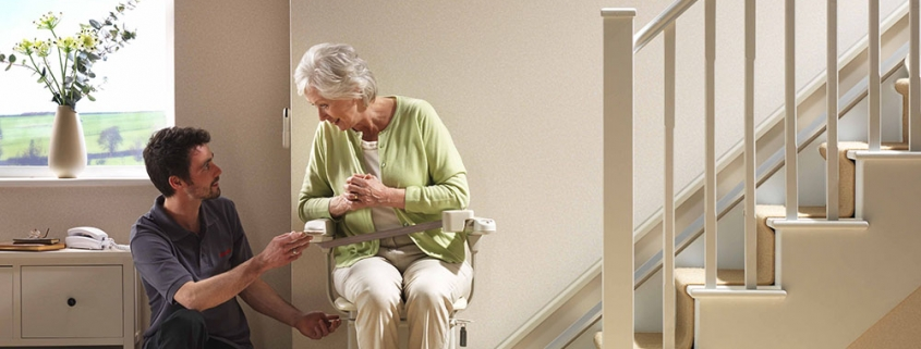stairlift stores Mountain West