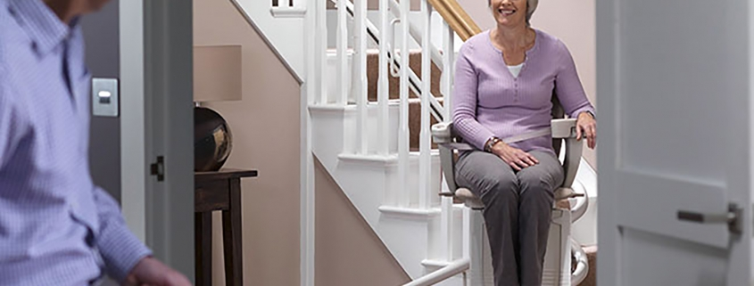 Straight Stairlifts Mountain West