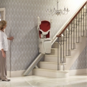 stairlift foldaway