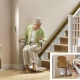 Stairlift For Curved Staircase