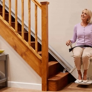 Stairlift For Handicapped